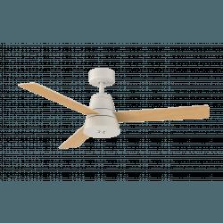 Splash - DC Deckenventilator mit Wasserkühlung und Vernebelungsmodus, mit Wendeflügeln, 132 cm