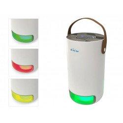 Fresh Air 40 - Luftreiniger HEPA , Aktivkohle, UV-Lampe und Ionisator für 15 m²
