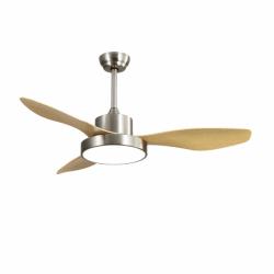 Beech Wind - AC Deckenventilator mit LED Licht und Fernbedienung, 120 cm