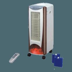 Luftkühler/ keramischer Heizer EV 2000 Produkt 4 in 1, praktisch für das ganze Jahr