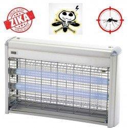 Insektenkiller, Z215, 80 m², Aluminium, 2 x 15 Watt