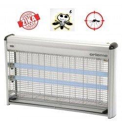 Insektenkiller, Z220, 150 m², Aluminium, 2 x 15 Watt Orieme