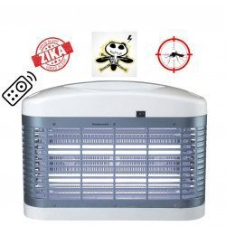 Z210 Insektenkiller, 30 m², extrem effizient, mit Fernbedienung