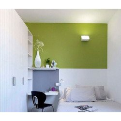 Nebel Luftbefeuchter Blumenvase, für 15-30 m², Anti-Bakterien-Technologie, moderne Design großen Tank.