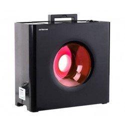 Hybrid Befeuchter kalt/heiß Dampf, ultra effizient und sehr modernes Design