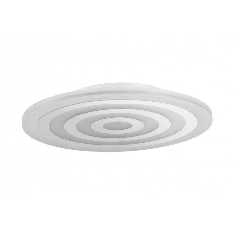 Modulo La Cible weiß, 3600 Lms 4500 Kv dreifarbiges LED-Beleuchtungsset für Deckenventilatoren.