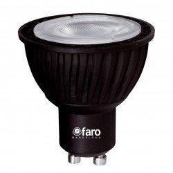 4 LED Leuchtmittel 5W GU10 warmweiß 45 °