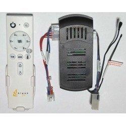 Fernbedienung für Modulo-Deckenventilator, Fernbedienung mit Thermostat, äußerst praktisch