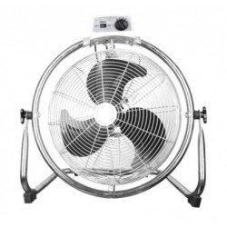 50-cm Hochleistungs-Industrieventilator, 130 Watt mit 180 ° Drehung und Schwingung.