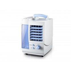 Rafy 30 ist ein kompakter Luftkühler für das Büro, viel mehr als nur ein Ventilator.