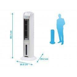 Rafy 79 Luftkühler, ein hervorragender Belüftungsturm, der diskret, elegant und effizient kühlt