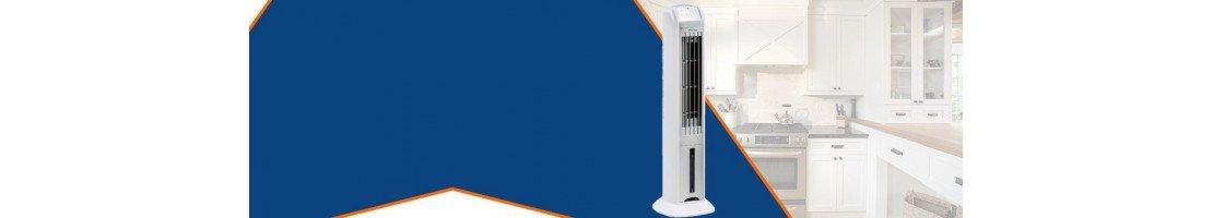 Unser Sortiment an Luftkühler für den privaten und professionellen Gebrauch