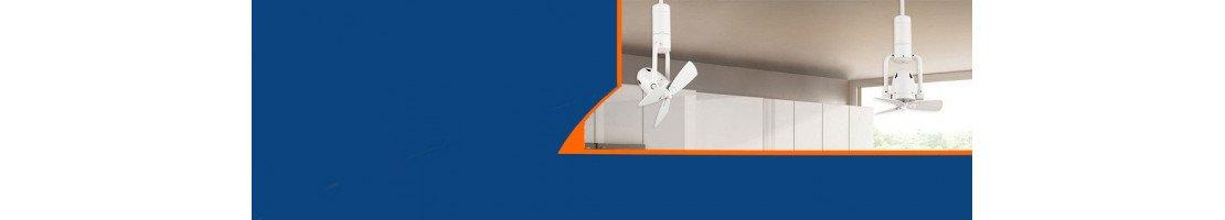 Wandventilatoren - praktisch und leistungvoll, mit oder ohne Fernbedienung